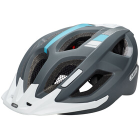 ABUS Aduro 2.0 Bike Helmet grey
